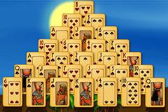 egipska piramida - gra karciana